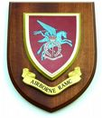 Airborne RAMC Royal Army Medical Corps Military Wall Plaque